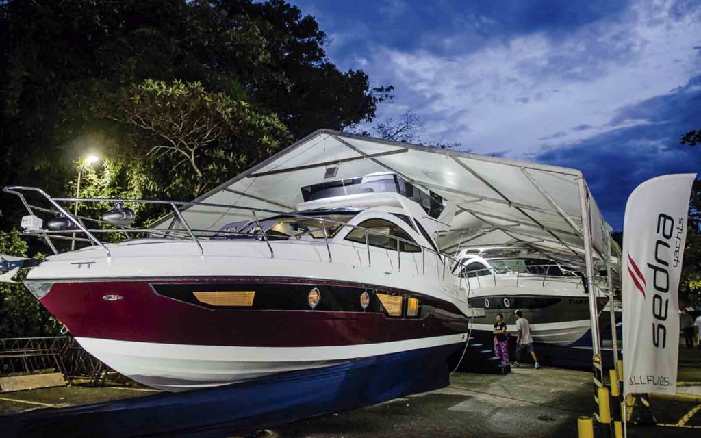 3 riviera boat week 3
